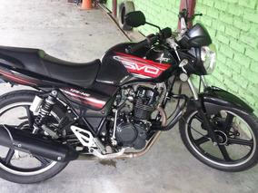Moto Akt Negra 125 Modelo 2015 Moto