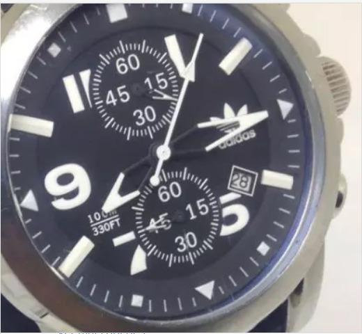 Relógio De Pulso adidas Masculino Sport T09462 Webclock