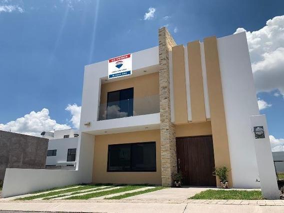 Casa Nueva En Condominio En Venta En Juriquilla San Isidro Queretaro. Rcv200723-ys