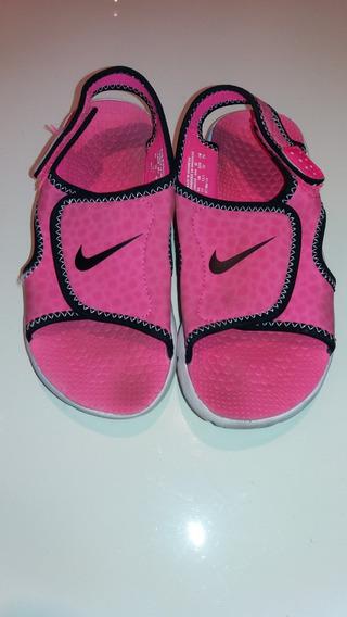 Sandália Papete Nike Infantil Menina Rosa 31 1y adidas Zara
