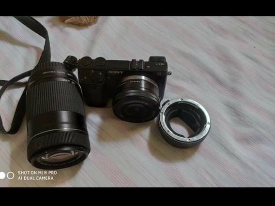 Câmera Fotográfica Sony Alpha Nex 7