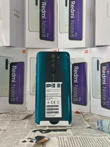 Imagen 1 de 1 de Xiaomi Redmi Note 8 Pro 128gb / 6gb Ram