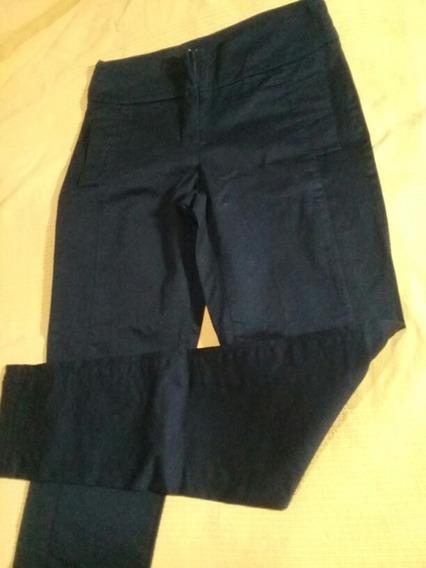 Pantalón Mujer 38-40 Elastizado