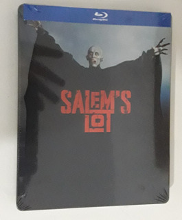 Salem´s Lot S. King: Limited Steelbook Blu Ray Fye Exclusive