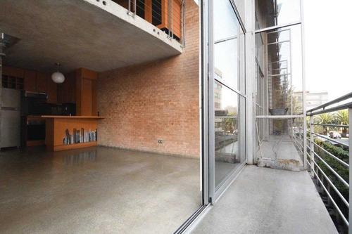 Loft Jorge Washington  / Irarrázaval