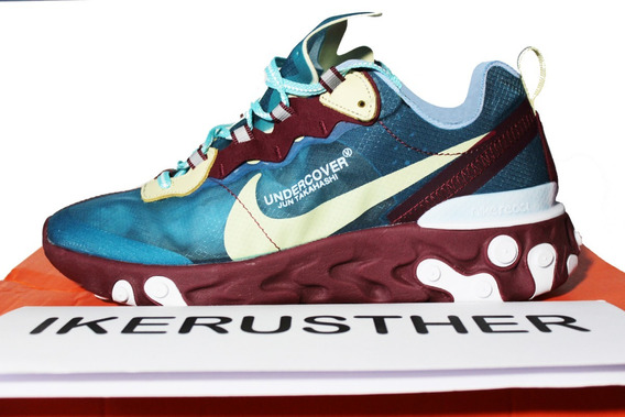 Nike Epic React Element 87 Undercover Envío Gratis