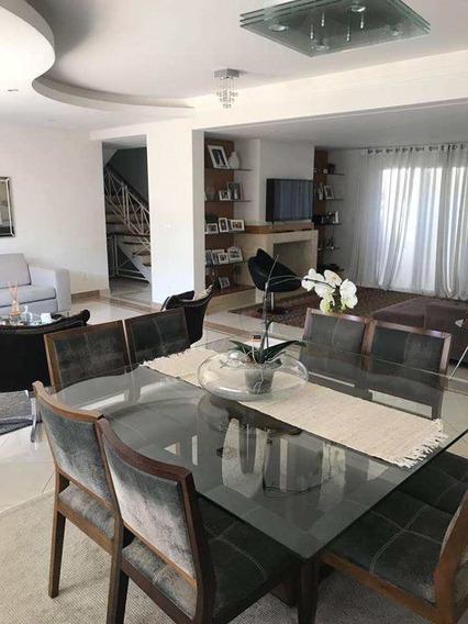Portal Paraíso Ii | Casa 480m² 4 Dorms 5 Vagas | 5090 - A5090
