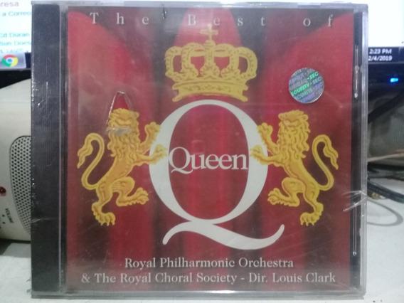 Cd The Best Of Queen 1997 Ind Argentina Killer Queen La Plat