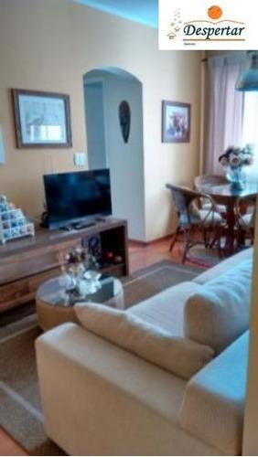 04060 -  Apartamento 2 Dorms, Parque São Domingos - São Paulo/sp - 4060