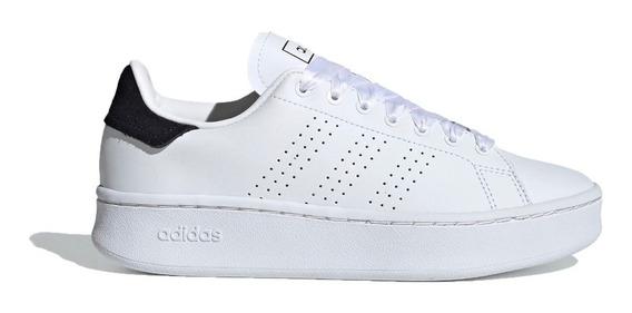 adidas Zapatilla Lifestyle Mujer Advantage Bold Blanco