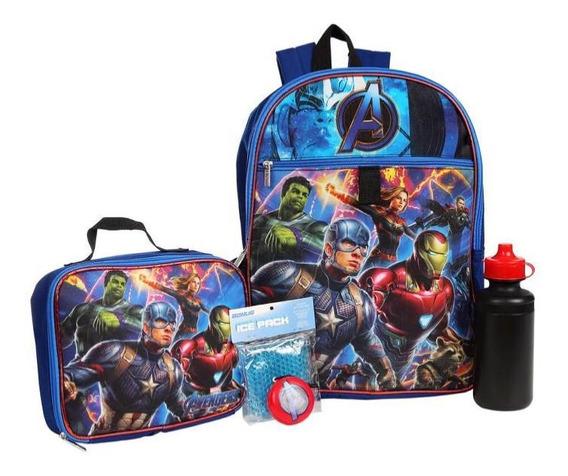Bulto Bolsos Morrales Paw Patrol Avengers Lol Surprise