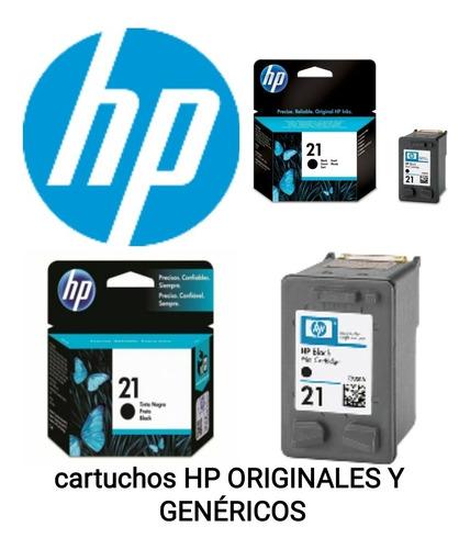 Cartuchos Hp 21, 27, 28, 56, 57 Somos Local Comercial
