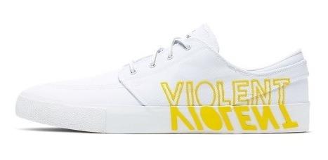 Tênis Nike Sb Zoom Janoski Rm Violent Femmes