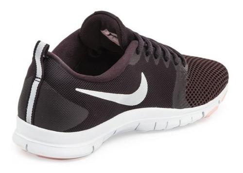 Zapatillas Nike Original Flex Essential Tr W Bordo