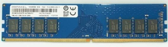 Memoria Ram Ddr4 De 8gb 2666 Mhz - Pc Escritorio
