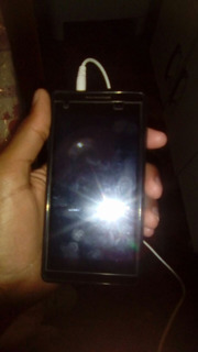 Celular Smartphone Positivo Android Flash E Câmerpo Troco E