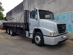 Mb Atron 2324 2012 Carroceria Caminhão Truck P270 P310 17250