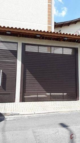 Imagem 1 de 29 de Sobrado Com 2 Dormitórios À Venda, 60 M² Por R$ 250.000,00 - Limoeiro - São Paulo/sp - So0777