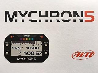Aim Mychron 5 Con Temperatura Del Agua, Gps, Wifi, 4gb