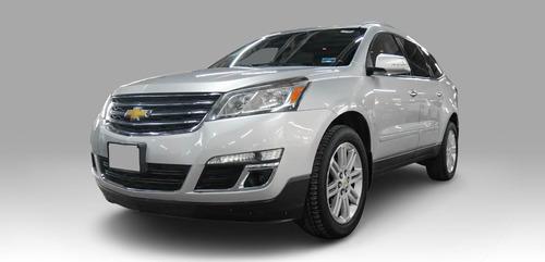 Imagen 1 de 10 de Chevrolet Traverse 2013 3.6 V6 Lt 8 Pasajeros At