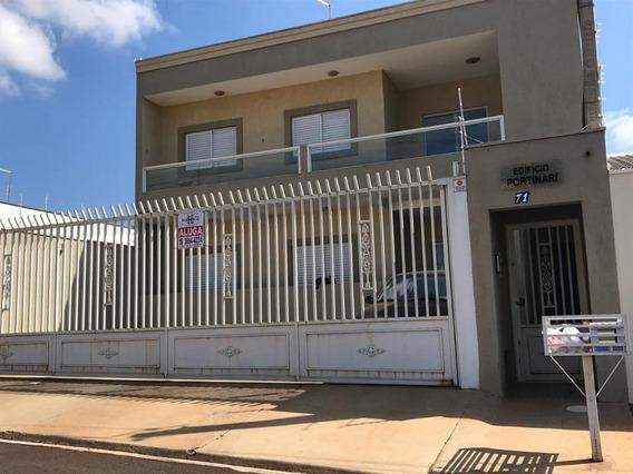 Apartamento Com 2 Dormitórios Para Alugar, 69 M² Por R$ 850/mês - Bom Jardim - Brodowski/sp - Ap0319