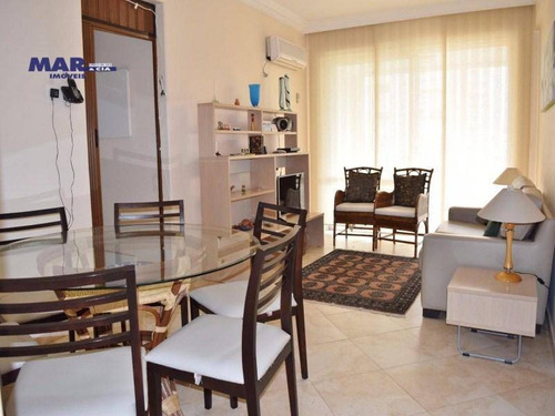 Imagem 1 de 12 de Apartamento Residencial À Venda, Centro, Guarujá - . - Ap10981