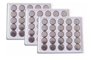 60 Unidades Baterias De Lithium Cr 2032 3v Cr2032 Placa Mae