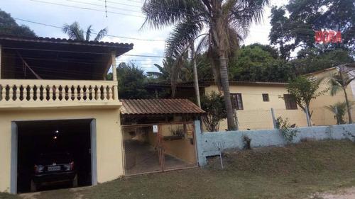 Chácara Com 2 Dormitórios À Venda, 1000 M² Por R$ 340.000,00 - Jardim Sinki - Franco Da Rocha/sp - Ch0231