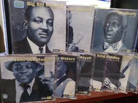 Cd Mestres Do Blues 11 Cds Vários