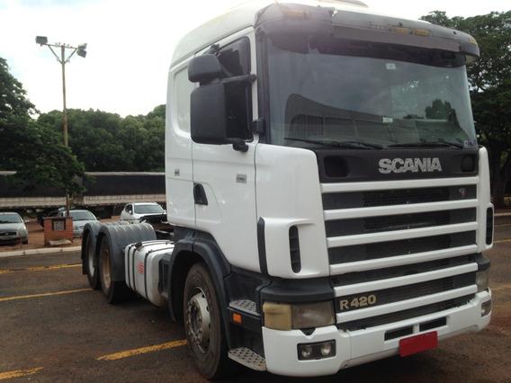 Scania Scania 124 420 6x4