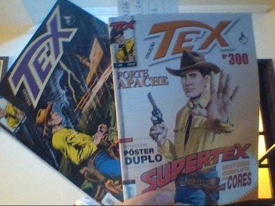 Revista Tex Coleção 301 (só Este Gibi) Vários