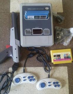 Nintendo Nes Asiático Family Computer Clo Super Famicom Snes