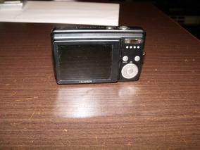 Camera Fujifilm Finepix J10 Sem Carregador Sem Bateria