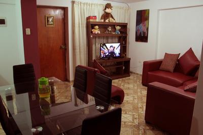 Departamento Vacacional Amoblado En Cusco Apartment Victoria