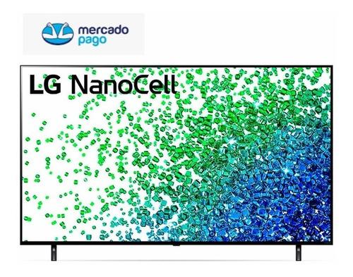 Imagen 1 de 8 de Tv LG 50  126 Cm 50nano80 4k-uhd Nanocell Led Smart Tv