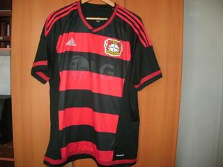 Camisa Do Bayer Leverkusen - adidas - Bom Estado