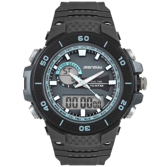 Relógio Masculino Mormaii Digital Esportivo Moad9450ab/8a