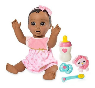 Spinmaster Luvabella - Cabello Castaño Oscuro - Baby Doll R