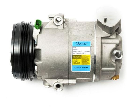 Compressor Ar Condicionado Original Gol G5 G6 Delphi