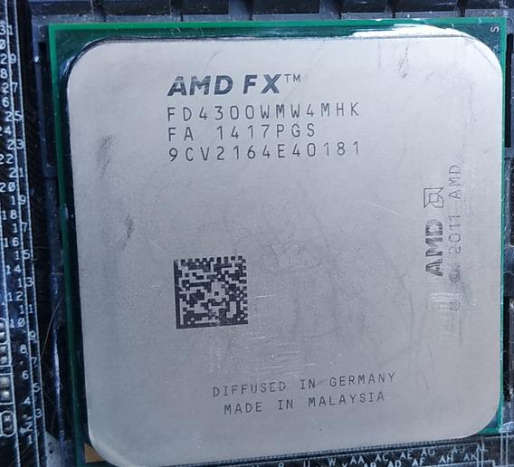 Processador Fx4300 Funcionando Normalmente