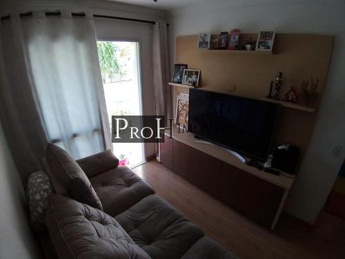 Imagem 1 de 15 de Apartamento Para Venda Em São Caetano Do Sul, Barcelona, 3 Dormitórios, 1 Banheiro, 1 Vaga - Graclufa
