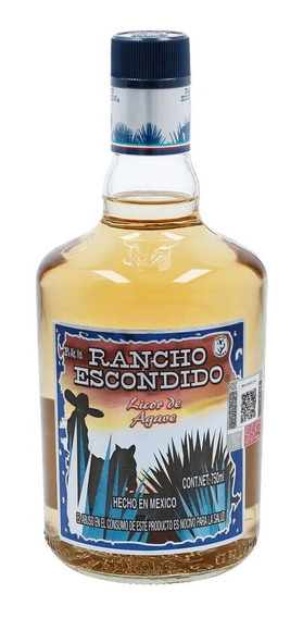 Tequila Rancho Escondido Reposado 750 Ml.*