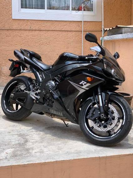 Vendo O Cambio Yamaha R1 Nacional Factura De Agencia Tratamo