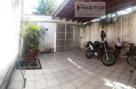 Casa A Venda No Bairro Vila Santo Antônio Em Guarujá - Sp. - 1113-1