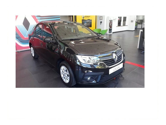 Renault Logan Life Anticipo $308000 Año 2020 Oferta (ap)