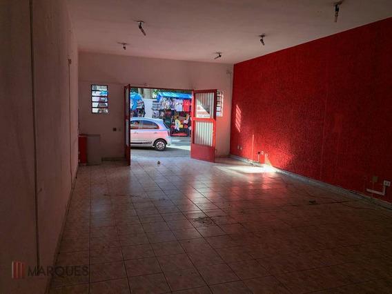 Ponto Para Alugar, 72 M² Por R$ 4.500,00/mês - Centro - Guarulhos/sp - Pt0002
