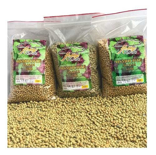 Osmocote Fertilizante 14.14.14 Adubo Rosa Do Deserto 250g