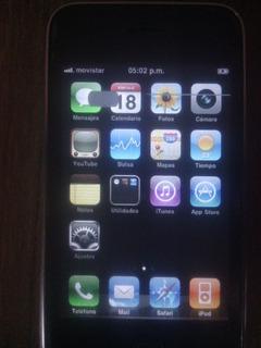 iPhone 3g 16gb Original 25 Verde Operativo