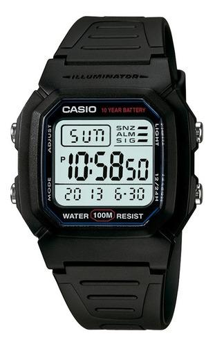 Reloj Casio Vintage W-800-1a Casio Shop Oficial
