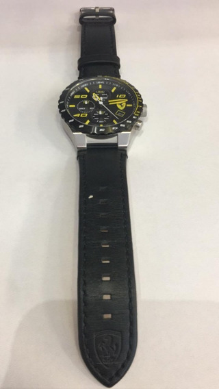 Relógio Scuderia Ferrari Masculino Borracha - 0830427